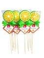 Lutscher Lolli Lolly Limone