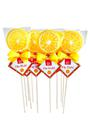 Lutscher Zitrone Lolly Lollies Lolli
