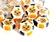 Süssigkeiten Bonbons Halloween gruselig Kürbis Pumpkin give aways a ways way