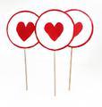 Süßigkeiten Gastgeschenke Hochzeit Valentinstag Muttertag Lutscher Lollies Lolli Lollies Herz Riesenlutscher XXL besonderer handgemachte Rocks Fruchtlutscher