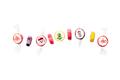Weihnachten Weihnachtsbonbons Füllung selbstgemachter Adventskalender Ideen handgemachte leckere Rocks Frucht Bonbons Bonbon Bon Bons Candybar Candy Bar Kinder Kleinigkeit Give away aways give-a-way give-a-ways giveaway giveaways Tischdeko Süßigkeiten