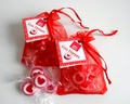 handgemachte Herzbonbons Bonbons Herz Herzen Rocks Gastgeschenke Hochzeit Valentinstag