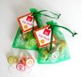 Blumen Frucht Bonbons handgemachte Rocks Gastgeschenke