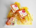 Blumen Frucht Bonbons Rocks handgemachte Motivbonbons Gastgeschenke Geburtstag Kindergeburtstag Sommerfest giveaways