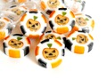 Süssigkeiten Bonbons Halloween gruselig Kürbis Pumpkin give aways a ways way