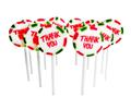 Süssigkeiten Sweets Lollipops Lutscher Lollies Bonbons Thank You danke dankeschön empfang kunden give aways a ways way