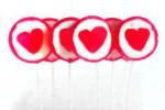 Herzbonbons Bonbons Herz Herzen Valentinstag Liebe handgemachte Rocks Bonbon Hersteller private label Gastgeschenke Hochzeit rock candies sweets lollipops give a ways give aways